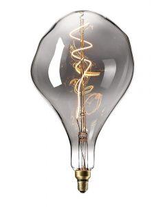 425905 Organic LED Lamp Ceiling Pendant With A Titanium Mirror-Like Finish