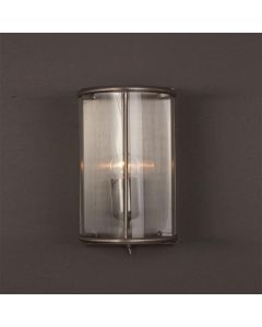 LG77130/WB/SN Orly 1 Light Contemporary Lantern