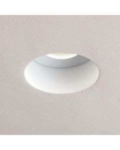 Astro 1248001 Trimless Recessed Ceiling Spot Light In White