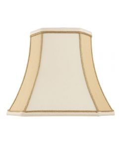 Endon CAMILLA-14 inch Lamp Shade In Cream