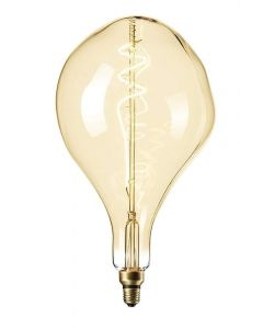 425903 Organic LED Lamp Ceiling Pendant With A Gold Finish