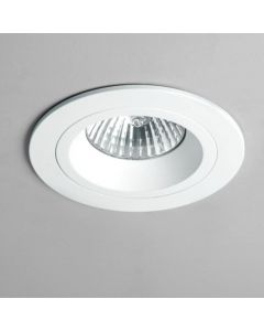 Astro 1240024 Taro Round White Fire Rated Downlighter