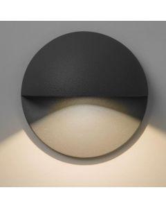 Astro 1338001 Tivoli LED Outdoor Wall Light in Black Finish