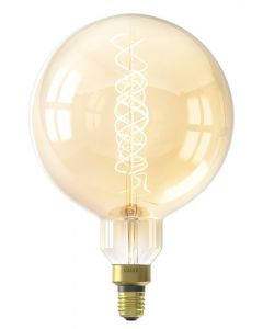 425802 Megaglobe LED Lamp Ceiling Pendant With A Gold Finish