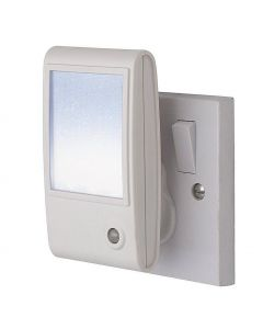 Firstlight 8372WH Sparkle LED Night Light In White