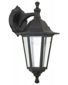 Endon EL-40045 Enluce Black Rust Proof Hanging Up Or Down Light