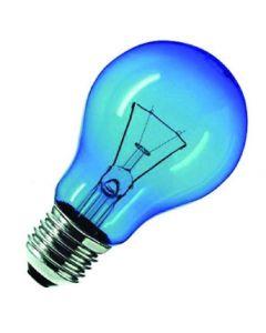 100watt ES daylight blue lamp