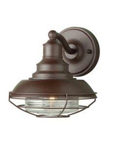 Elstead Euston 1 Light Wall Lantern IP43