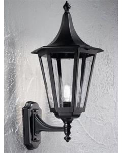 L1608-1 Boardwalk Traditional Exterior Wall Lantern, IP43
