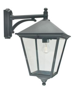 Norlys Turin Grande TG2 Lantern with Clear Lens IP44