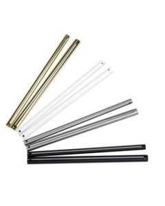 Fantasia Fan Drop Rods - 22 / 27 mm Various Finishes and Sizes