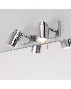 Astro 1282005 Como Double Bathroom Spotlight With Pull Switch, IP44