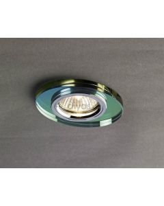 Diyas IL30808MC Spectrum Slim Crystal Downlights Fascia