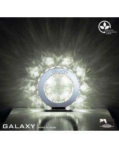 IL70042 Galaxy Circular 10 Light Table Lamp