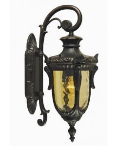 Elstead PH2/S Philadelphia small exterior wall lantern, IP43
