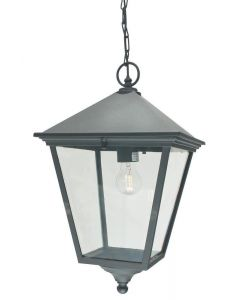 Norlys Turin Grande TG8 Lantern with Clear Lens IP44
