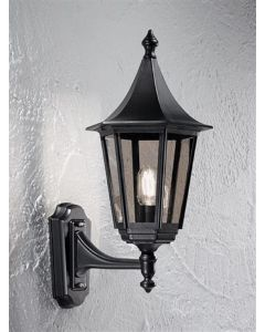 L1605-1 Boardwalk Traditional Exterior Wall Lantern, IP43