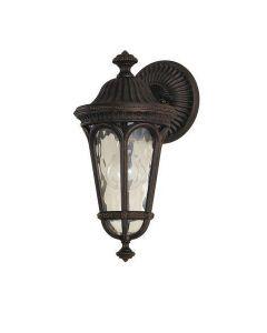 FE/REGENTCT/S Outdoor 1 Light Die Cast Aluminium Wall Lantern