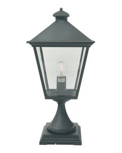 Norlys Turin Grande TG3 Lantern with Clear Lens IP44