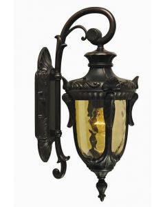 Elstead PH2/M Philadelphia medium exterior wall lantern, IP43