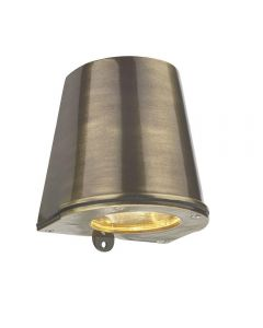 David Hunt Lighting STR1537 Strait One Light Wall Light With An Oxidised Finish