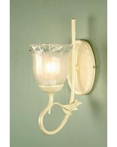 Elstead BATH/OV1 I/G Olivia bathroom single wall light I.P44
