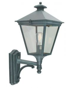 Norlys T1 Turin exterior wall lantern, IP43
