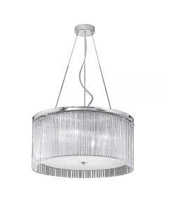 F2191/4 4 Light Ceiling Pendant