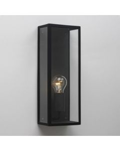 Astro 1183005 Messina 130 Outdoor Black Wall Lantern
