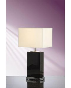 Elstead VOLANTE NERO (80VN/CGBK 27) Table Lamp In Black
