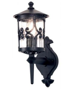Elstead BL10 Hereford Exterior Up Light Wall Lantern IP23
