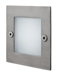 Firstlight 8102ST Square LED Wall Or Step Light, Rated IP44