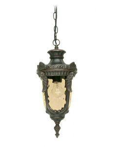 Elstead PH8/M Philadelphia medium exterior chain lantern