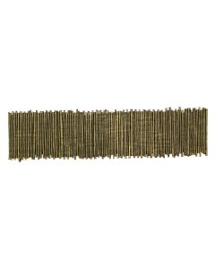 David Hunt Lighting WIL3031 Willow Large Wall Light In Gold Cocoa Finish