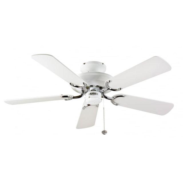 Fantasia 110606 Mayfair Ceiling Fan In White