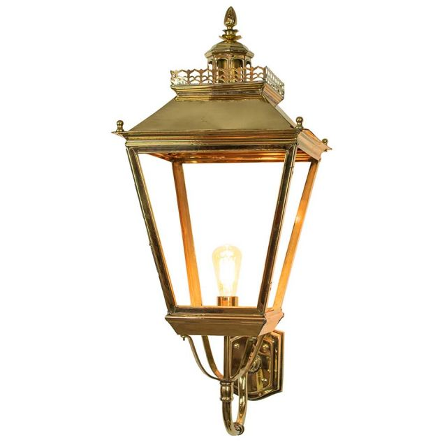 502A Large Chateau 1 Light Exterior Wall Light