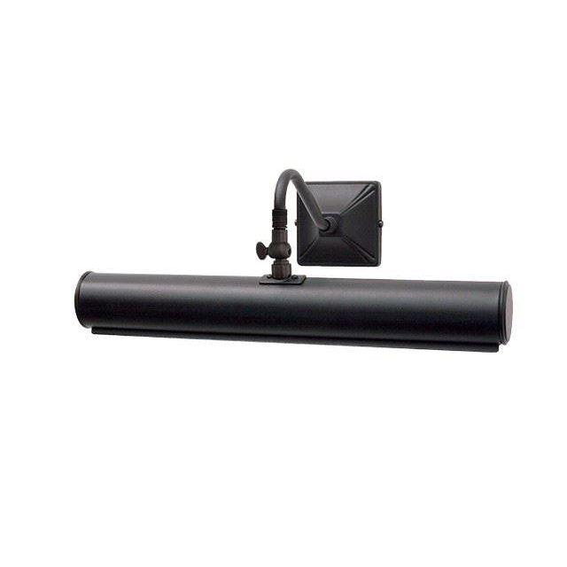 Elstead PL1/20 Medium black iron picture light