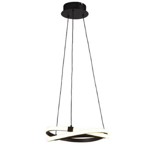 Mantra M5394 Infinity Brown Oxide LED Pendant Light - Dia: 380mm