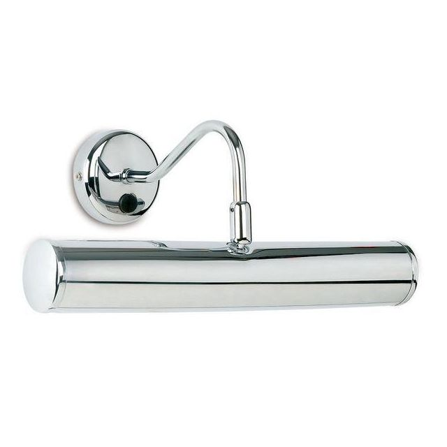 Endon Turner PL350-E14-SWCH Modern Picture Light In Chrome