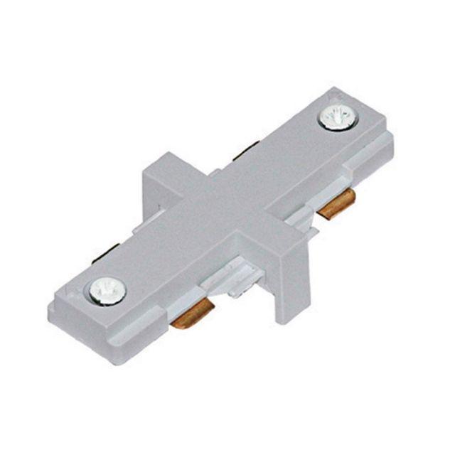 Searchlight 1801SI Luma Silver Track Connector