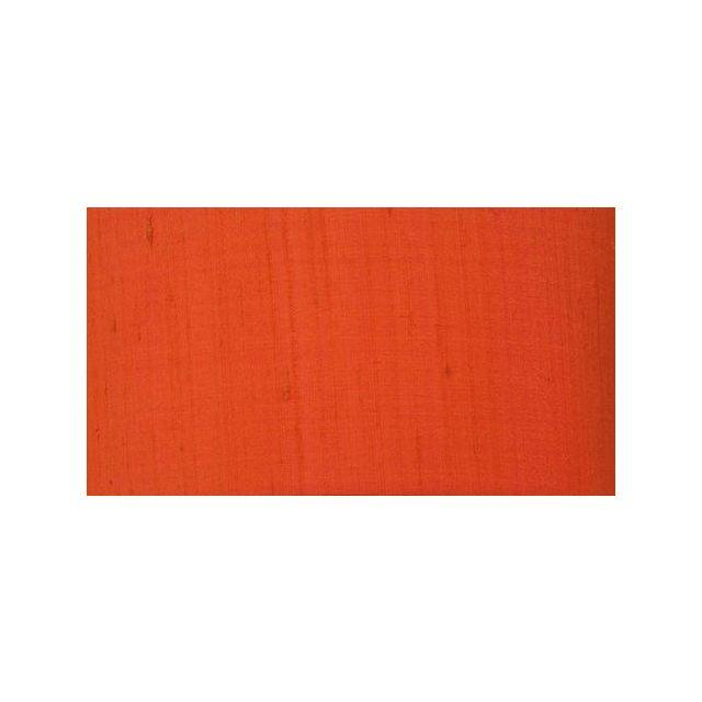 LEX0811 Lexington Firefly Orange Silk 20cm Oval Shade