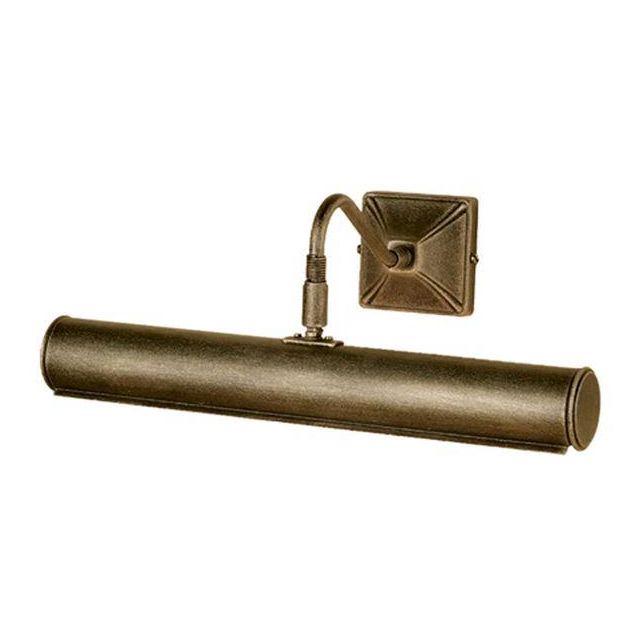 Elstead PL1/20 Medium black gold iron picture light