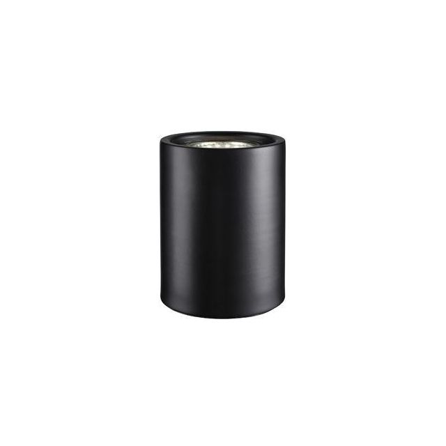 Small Modern Black LED Floor / Table Lamp Uplighter