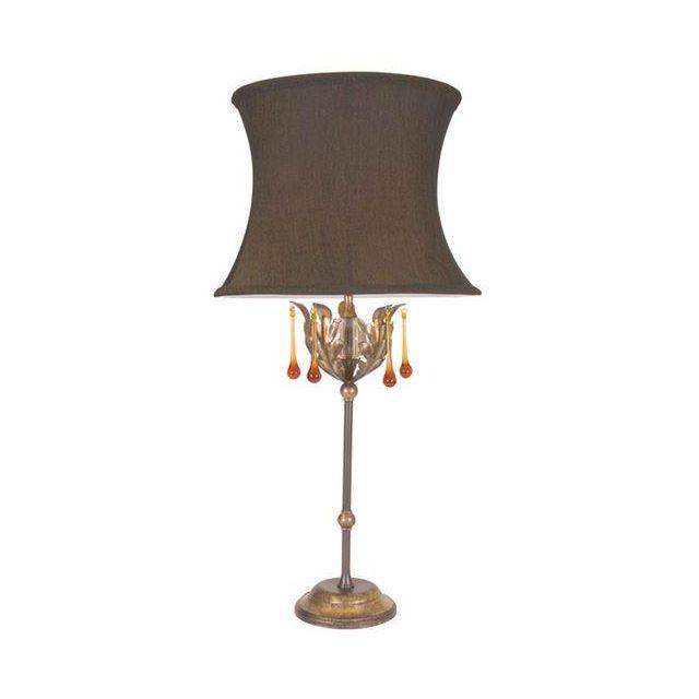 Elstead AML/TL Bronze/Gold Bronze Table Lamp