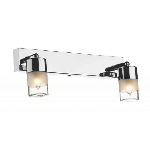 Dar ART7750 Artemis IP44 Bathroom Wall Light