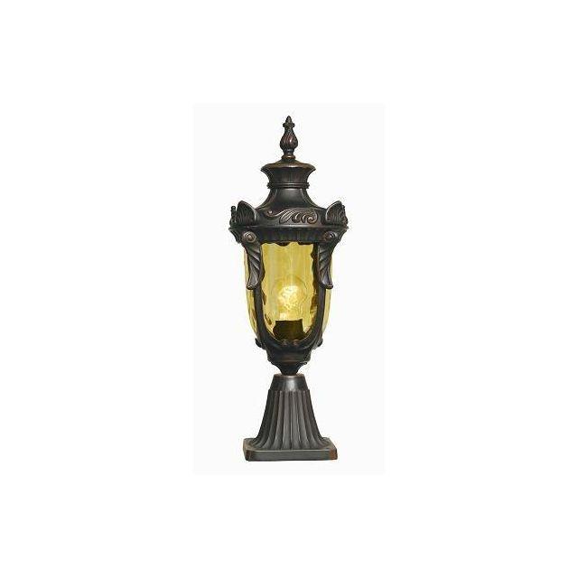 Elstead PH3/M Philadelphia medium exterior pedestal lantern