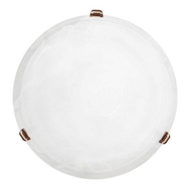 7902 Salome 1 Light Flush Ceiling Lamp