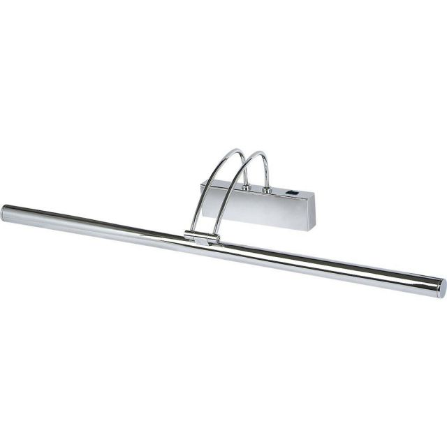 Searchlight 8343CC Adjustable LED Picture Light In Polished Chrome