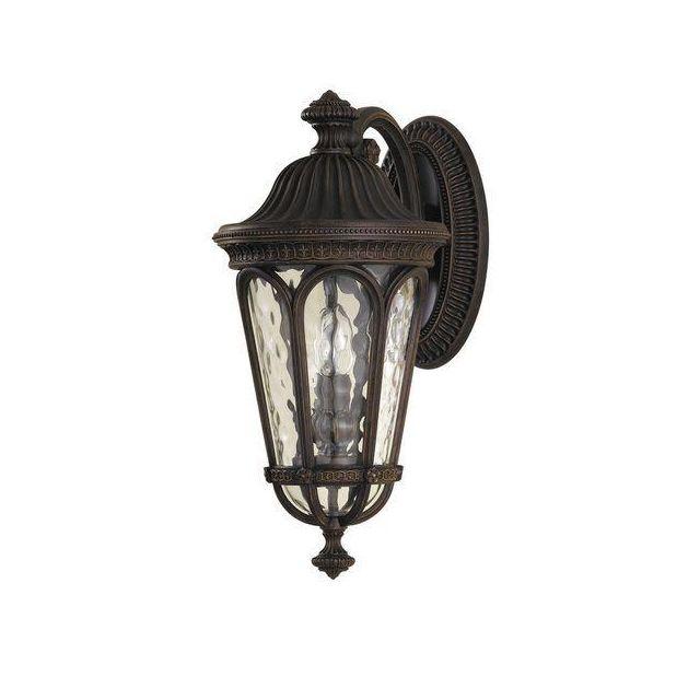 FE/REGENTCT/M Outdoor 2 Light Die Cast Aluminium Wall Lantern