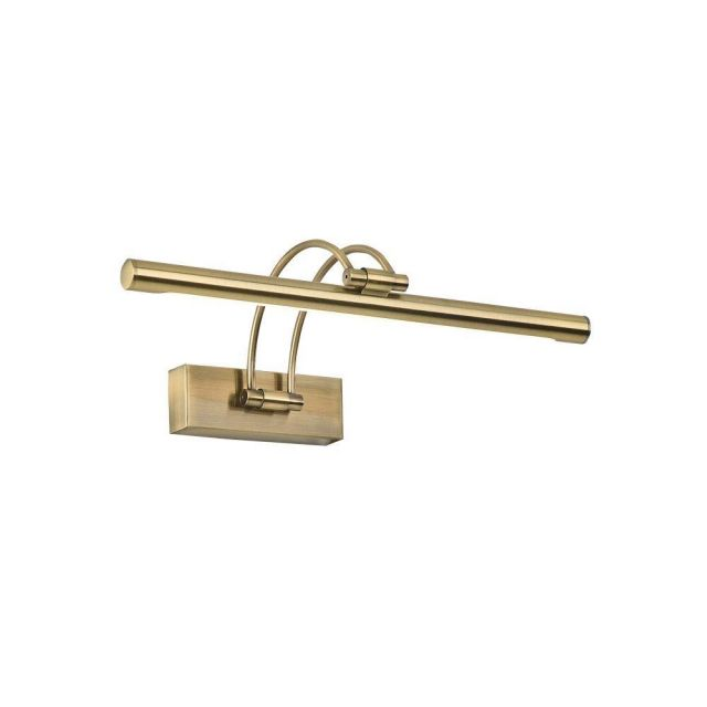 W081 LED Picture Light In Bronze Finish - Width: 380mm